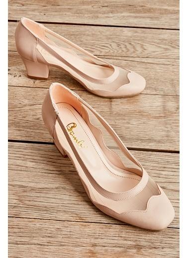 Bambi Ayakkabı Ten